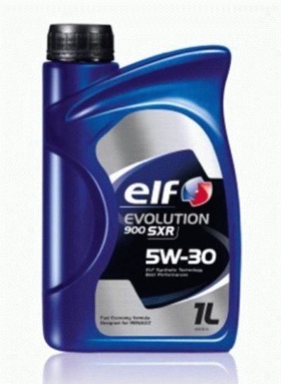 OLEJ 5W-30 ELF EVOLUTION SXR 1L