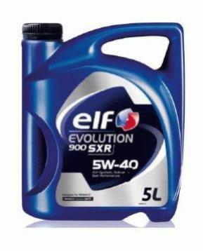 OLEJ 5W-40 ELF EVOLUTION SXR 5L