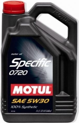 OLEJ MOTUL 5W-30 SPECIFIC 0720 5L