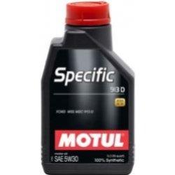 OLEJ MOTUL 5W-30 SPECIFIC 913D 1L