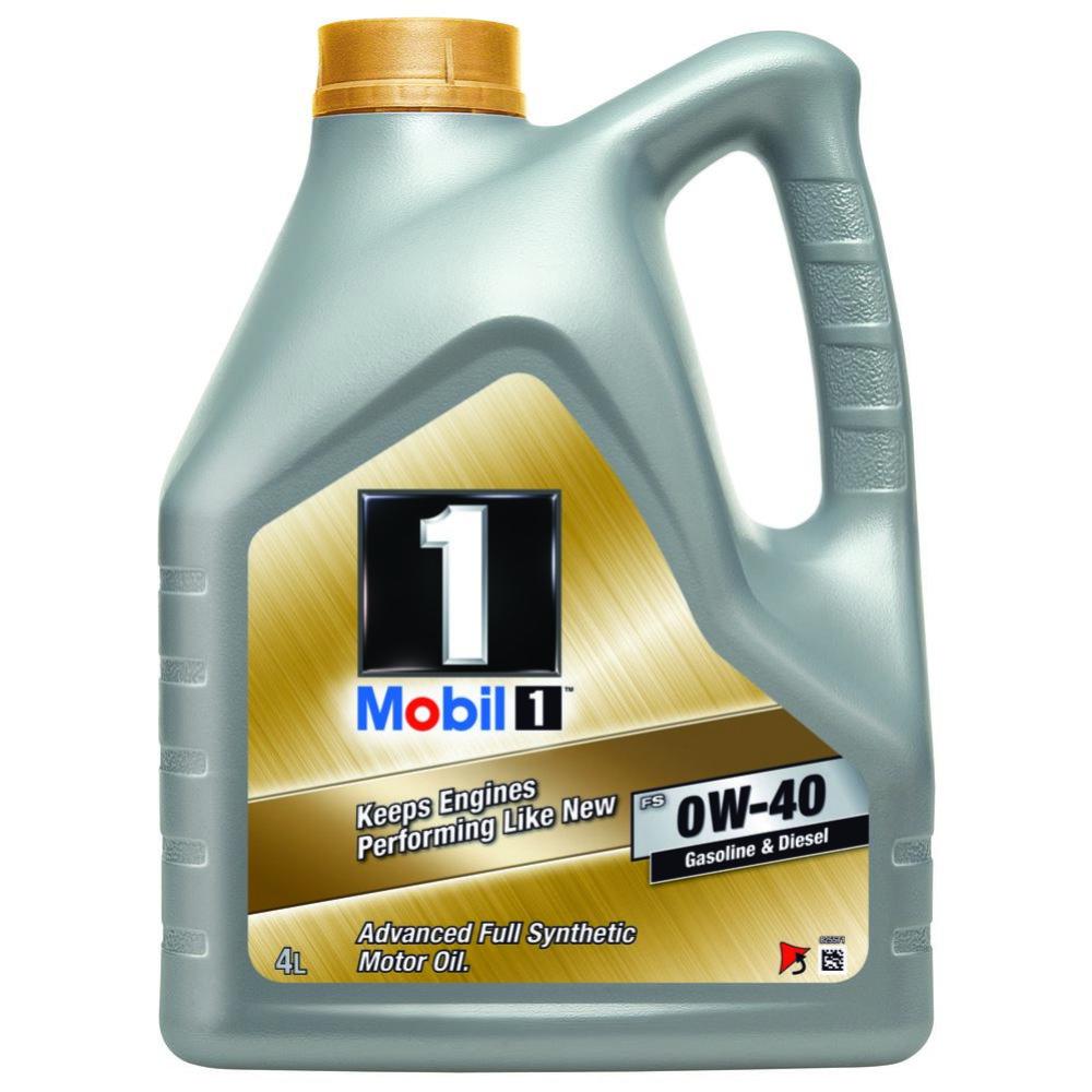 OLEJ MOBIL 0W-40 1 FS 4L