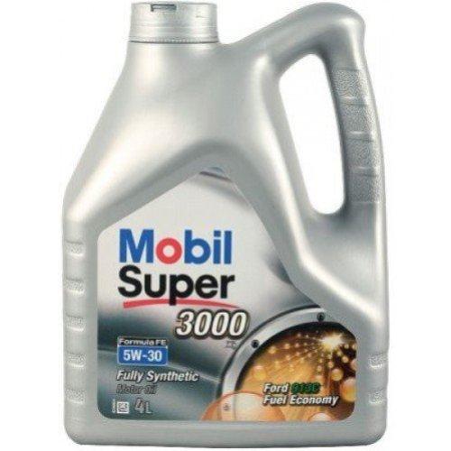 OLEJ MOBIL 5W-30 3000 X1 FORMULA FE 4L