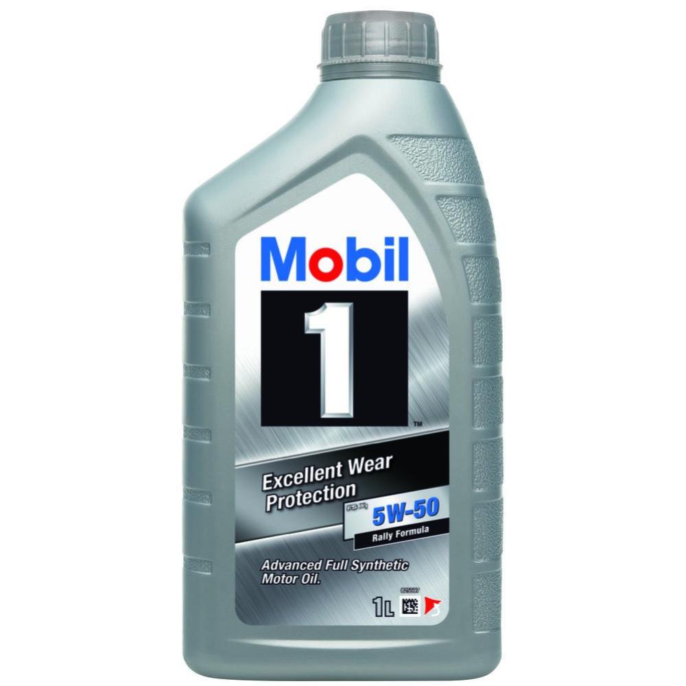OLEJ MOBIL 5W-50 1 FS X1 1L