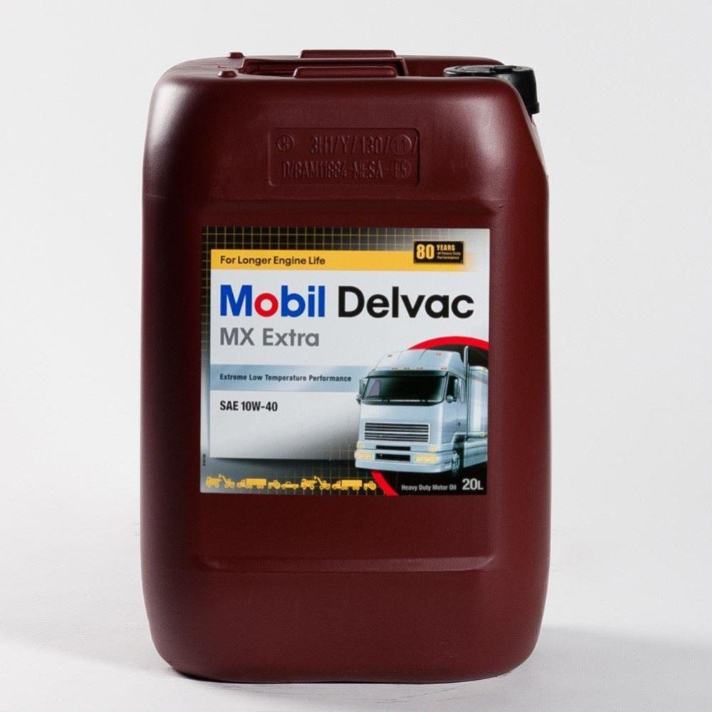 OLEJ MOBIL 10W-40 DELVAC MX EXTRA 20L