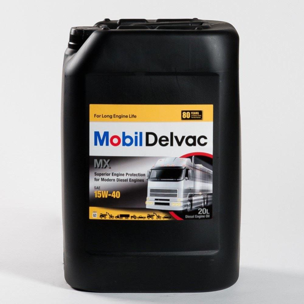 OLEJ MOBIL 15W-40 DELVAC MX 20L