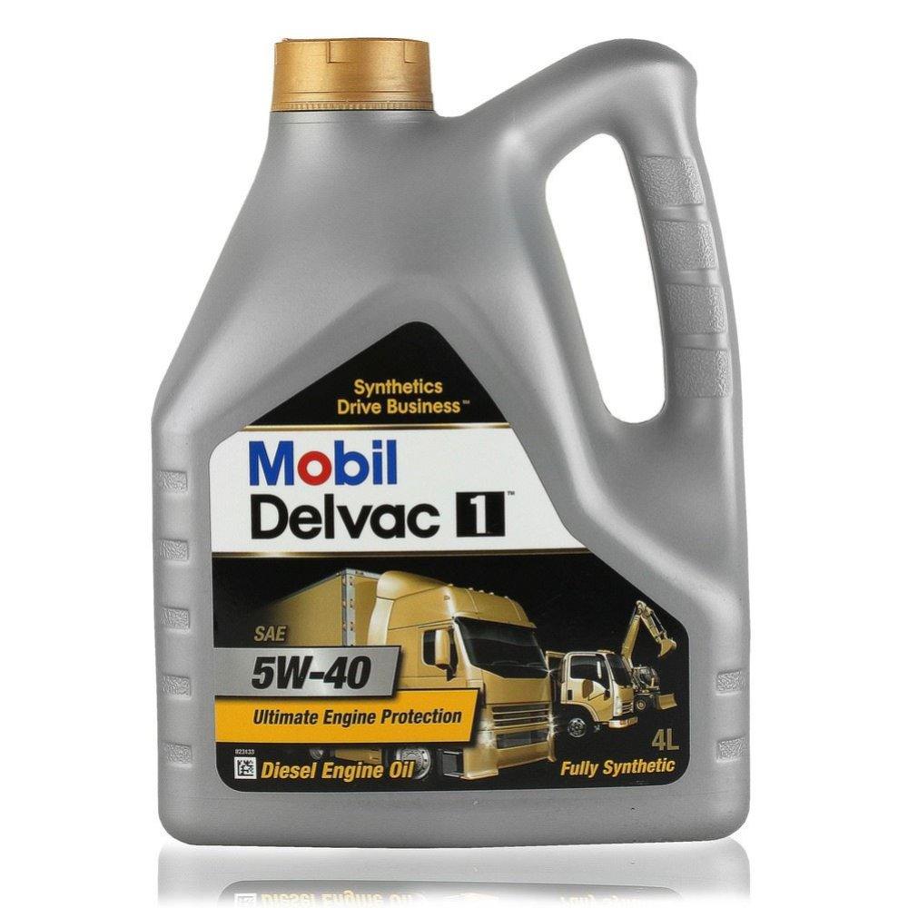 OLEJ MOBIL 5W-40 DELVAC 1 4L