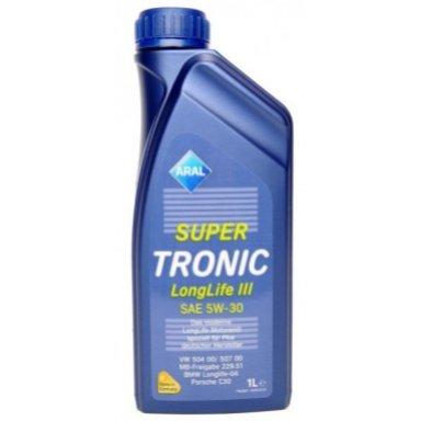 ARAL Super Tronic Long Life lll 5/30 1 L, арт. ARAL ST LL 5W30 1L (шт.)