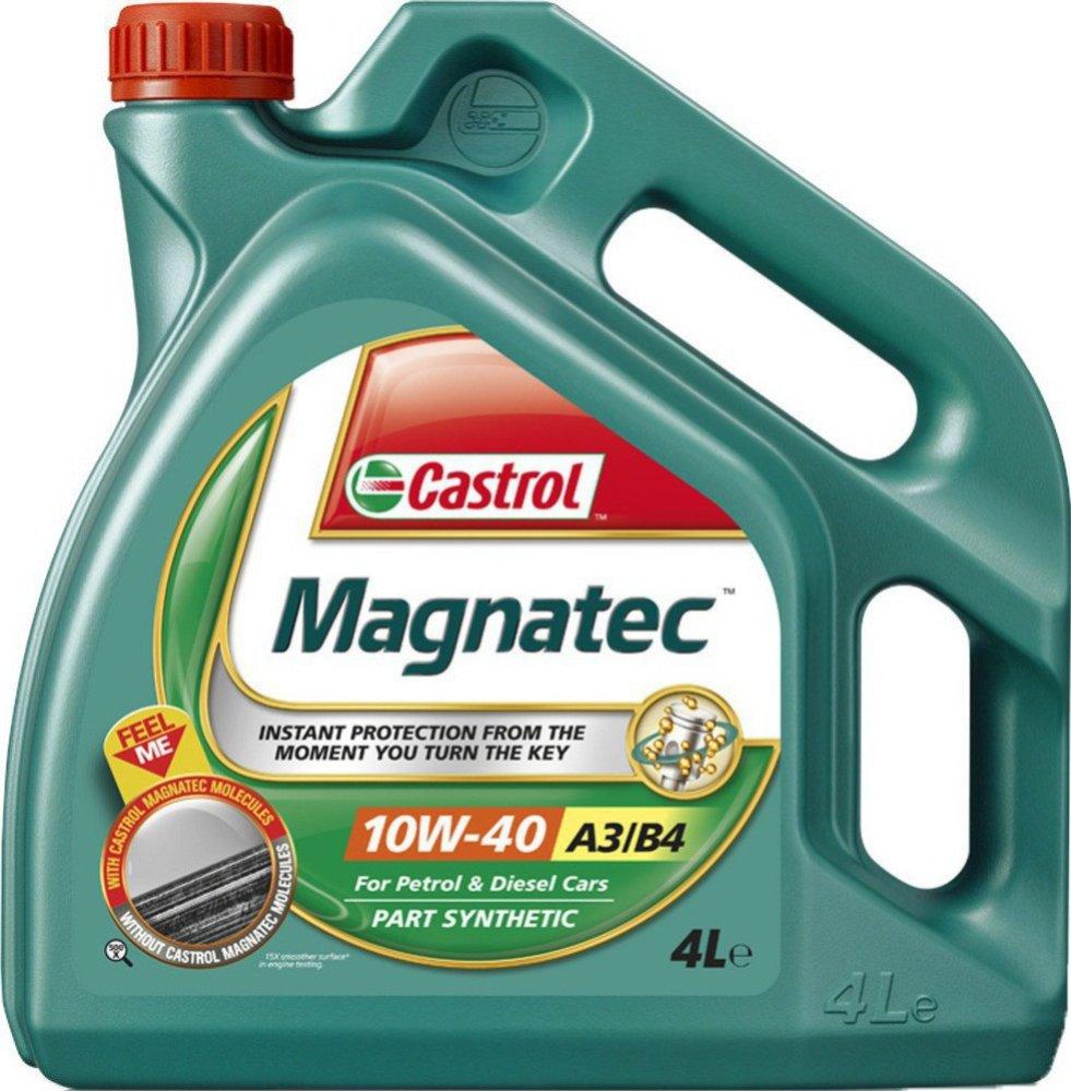 CASTROL MAGNATEC 10W40 DIESEL 4L