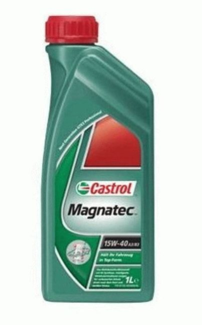 OLEJ 15W-40 CASTROL MAGNATEC 1L