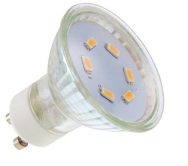 LED Light Bulb with GU10 connector