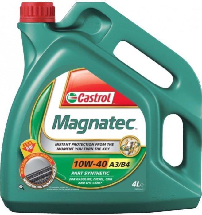 MAGNATEC 10W-40 A3/B4,  4L