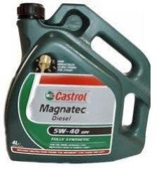 OLEJ 5W-40 CASTROL MAGNATEC DIESEL C3 4L WYCOFANY