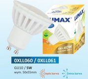 lumax-ll060 LED Light Bulb with GU10 connector